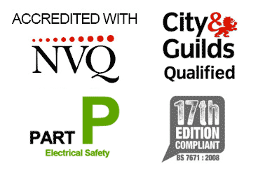 part p qualified electrician worcester R.A.Barley